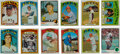 Baseball Cards:Sets, 1972 and 1973 Topps Baseball Partial Sets (2). ...