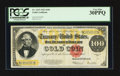 Large Size:Gold Certificates, Fr. 1215 $100 1922 Gold Certificate PCGS Very Fine 30PPQ.. ...