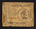 Colonial Notes:Continental Congress Issues, Continental Currency November 29, 1775 $3 Very Good-Fine.. ...