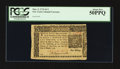 Colonial Notes:New York, New York March 5, 1776 $1/2 PCGS About New 50PPQ.. ...
