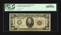 Small Size:World War II Emergency Notes, Fr. 2304* $20 1934 Hawaii Mule Federal Reserve Note. PCGS Very Fine30PPQ.. ...