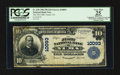 National Bank Notes:Colorado, Yuma, CO - $10 1902 Plain Back Fr. 628 The First NB Ch. # 10093....