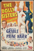 """Movie Posters:Musical, The Dolly Sisters (20th Century Fox, 1945). One Sheet (27"""" X 41""""). Musical.. ..."""