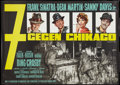 "Movie Posters:Comedy, Robin and the 7 Hoods (Warner Brothers, 1964). German Poster (33"" X 46.5""). Comedy.. ..."