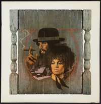 """McCabe and Mrs. Miller (Warner Brothers, 1971). Promotional Poster (30 X 31""""). Western"""