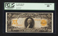 Large Size:Gold Certificates, Fr. 1185 $20 1906 Gold Certificate PCGS Extremely Fine 40.. ...