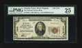 National Bank Notes:West Virginia, Charles Town, WV - $20 1929 Ty. 1 The National Citizens Bank Ch. #7270. ...