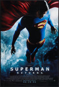 """Movie Posters:Action, Superman Returns (Warner Brothers, 2006). One Sheet (27"""" X 40"""") DSAdvance. Action.. ..."""