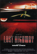 """Movie Posters:Drama, Lost Highway (October Films, 1997). One Sheet (27.5"""" X 39.75"""") DS. Drama.. ..."""