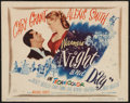 """Movie Posters:Musical, Night and Day (Warner Brothers, 1946). Title Lobby Card (11"""" X 14""""). Musical.. ..."""