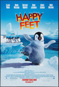 "Movie Posters:Animated, Happy Feet (Warner Brothers, 2006). One Sheet (27"" X 40"") DSAdvance. Animated.. ..."