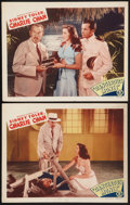 "Movie Posters:Mystery, Dangerous Money (Monogram, 1946). Lobby Cards (2) (11"" X 14"").Mystery.. ... (Total: 2 Items)"