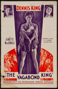 """Movie Posters:Musical, The Vagabond King (Paramount, 1930). Uncut Pressbook (20 Pages, 11"""" X 17""""). Musical.. ..."""