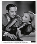 """Movie Posters:Fantasy, Veronica Lake and Fredric March in I Married a Witch (UnitedArtists, 1942). Portrait Photo (8"""" X 10""""). Fantasy.. ..."""