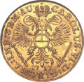 German States:Hamburg, German States: Hamburg. Free City gold Ducat 1717-IR,...