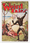 Pulps:Horror, Weird Tales - April '34 (Popular Fiction, 1934) Condition: VG....