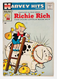 Harvey Hits #3 Richie Rich (Harvey, 1957) Condition: VG