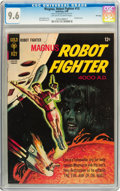Silver Age (1956-1969):Science Fiction, Magnus Robot Fighter #13 File Copy (Gold Key, 1966) CGC NM+ 9.6 Off-white to white pages....