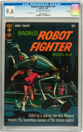 Silver Age (1956-1969):Science Fiction, Magnus Robot Fighter #16 File Copy (Gold Key, 1966) CGC NM+ 9.6 Off-white to white pages....
