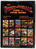 Memorabilia:Comic-Related, The Photo-Journal Guide to Comic Books Golden Age Covers Volume 1 and 2 Group (Gerber Publishing, 1989). ... (Total: 2 )