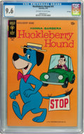 Bronze Age (1970-1979):Cartoon Character, Huckleberry Hound #41 File Copy (Gold Key, 1970) CGC NM+ 9.6Off-white to white pages....