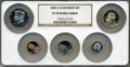 Proof Sets, 2006-S $1 Clad Proof Set PR70 Ultra Cameo NGC. This Set Includes: 2006-S $1 Sacagawea, 2006-S 50C Kennedy, 2006-S 10C Ro...