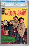 Silver Age (1956-1969):Humor, The Lucy Show #2 File Copy (Gold Key, 1963) CGC NM 9.4 Off-white pages....