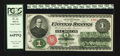 Large Size:Legal Tender Notes, Fr. 16 $1 1862 Legal Tender PCGS Very Choice New 64PPQ.. ...