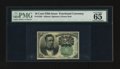 Fractional Currency:Fifth Issue, Fr. 1264 10¢ Fifth Issue PMG Gem Uncirculated 65 EPQ.. ...