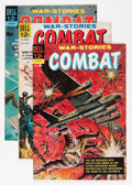 Silver Age (1956-1969):War, Combat File Copies Group (Dell, 1962-73) Condition: Average VF/NM.... (Total: 29 Comic Books)