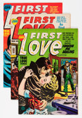 Golden Age (1938-1955):Romance, First Love Illustrated File Copy Group (Harvey, 1949-63) Condition:Average VF.... (Total: 79 Comic Books)