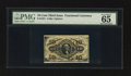 Fractional Currency:Third Issue, Fr. 1251 10¢ Third Issue PMG Gem Uncirculated 65 EPQ.. ...