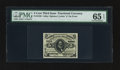 Fractional Currency:Third Issue, Fr. 1239 5¢ Third Issue PMG Gem Uncirculated 65 EPQ.. ...
