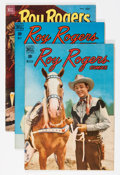 Golden Age (1938-1955):Western, Roy Rogers Comics Group (Dell, 1949-60).... (Total: 28 Comic Books)