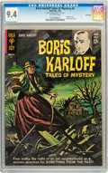 Silver Age (1956-1969):Horror, Boris Karloff Tales of Mystery #4 File Copy (Gold Key, 1963) CGC NM9.4 Off-white pages....