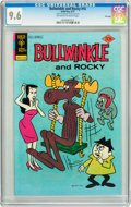 Bronze Age (1970-1979):Cartoon Character, Bullwinkle and Rocky #16 File Copy (Gold Key, 1977) CGC NM+ 9.6Off-white to white pages....