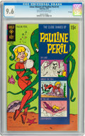 Bronze Age (1970-1979):Cartoon Character, The Close Shaves of Pauline Peril #2 File Copy (Gold Key, 1970) CGCNM+ 9.6 Off-white to white pages....