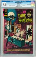 Bronze Age (1970-1979):Horror, Dark Shadows #20 Don Rosa Collection pedigree (Gold Key, 1973) CGCNM+ 9.6 White pages....
