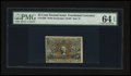 Fractional Currency:Second Issue, Fr. 1285 25¢ Second Issue PMG Choice Uncirculated 64 EPQ.. ...