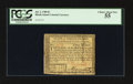 Colonial Notes:Rhode Island, Rhode Island July 2, 1780 $3 PCGS Choice About New 55.. ...