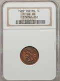 Proof Indian Cents, 1909 1C PR66 Red and Brown NGC....