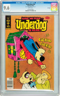 Bronze Age (1970-1979):Cartoon Character, Underdog #20 File Copy (Gold Key, 1978) CGC NM+ 9.6 White pages....