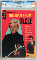 Silver Age (1956-1969):Adventure, Man from U.N.C.L.E. #11 File Copy (Gold Key, 1967) CGC NM 9.4 White pages....