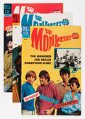 Silver Age (1956-1969):Humor, The Monkees File Copies Group (Dell, 1967-69) Condition: Average VF+.... (Total: 13 Comic Books)
