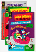 Bronze Age (1970-1979):Cartoon Character, Walt Disney Showcase File Copy Group (Gold Key, 1971-79) Condition:Average VF+.... (Total: 21 Comic Books)