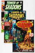 Silver Age (1956-1969):Horror, Tower of Shadows #4-7 Group (Marvel, 1970-71) Condition: AverageVF/NM.... (Total: 4 Comic Books)