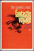 """Movie Posters:Science Fiction, Fantastic Voyage (20th Century Fox, 1966). One Sheet (27"""" X 41"""")Advance. Science Fiction.. ..."""