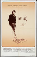"Movie Posters:Fantasy, Somewhere in Time (Universal, 1980). One Sheet (27"" X 41"").Fantasy.. ..."