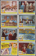 """Movie Posters:Musical, Bathing Beauty (MGM, 1944). Lobby Card Set of 8 (11"""" X 14""""). Musical.. ... (Total: 8 Items)"""