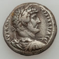 Ancients:Roman Provincial , Ancients: EGYPT. Alexandria. Hadrian (AD 117-138). BI tetradrachm(12.63 gm). ...